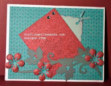 CraftingwithAmanda.com Gyspy card workshop
