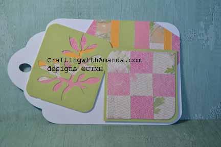 CraftingwithAmanda.com Patchwork Technique