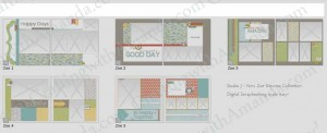 Studio J - Zoe Layouts